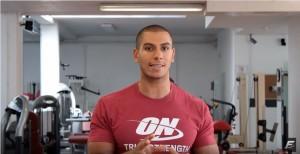 Nassim Sahili musculation youtube