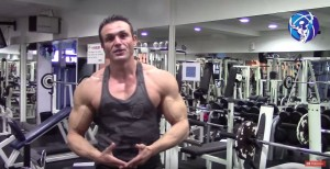 enzo foukra musculation youtube